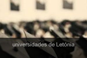 Universidades de Letónia